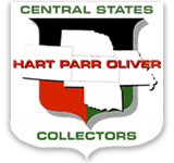 Central States Hart Parr Oliver Collectors Association Logo